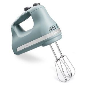 BLUE FOG KitchenAid Ultra Power 5-Speed Hand Mixer